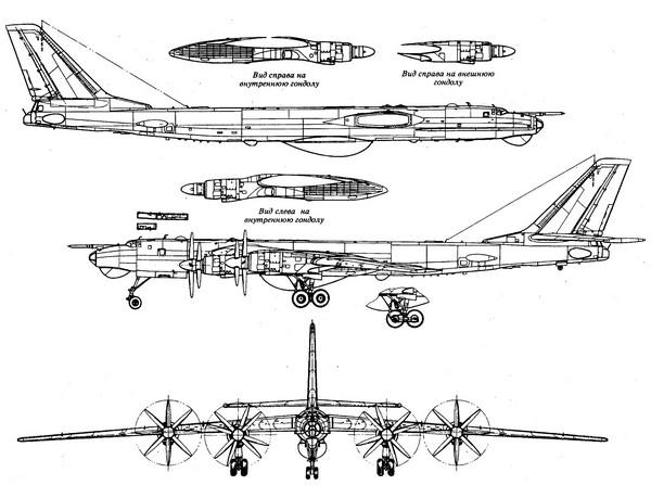 Ту-95РЦ