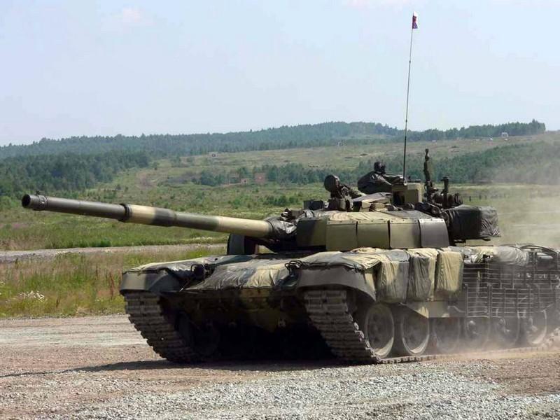 Т-72Б2 Рогатка