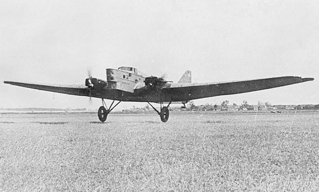Самолет авианосец ТБ-1 (ТБ-3) — DRIVE2 | 618x1024